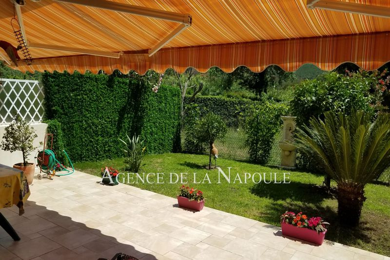 Photo Apartment Mandelieu-la-Napoule   to buy apartment  2 rooms   47 m²