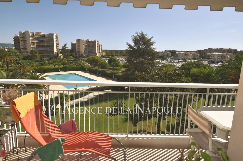 Photo Apartment Mandelieu-la-Napoule Cannes-marina,   to buy apartment  3 rooms   74 m²
