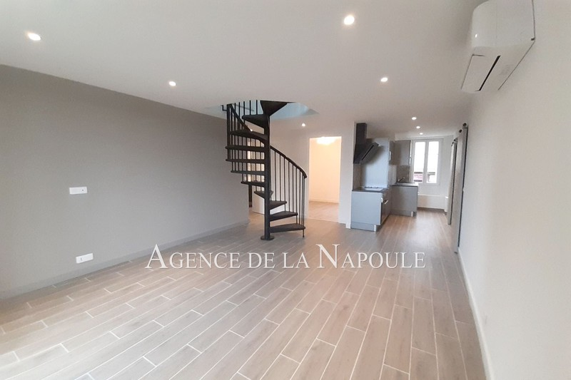 Photo Apartment Mandelieu-la-Napoule La napoule village,   to buy apartment  4 rooms   49 m²
