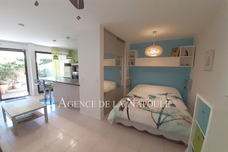 Photo n°2 - Vente appartement Mandelieu-la-Napoule 06210 - 149 000 €