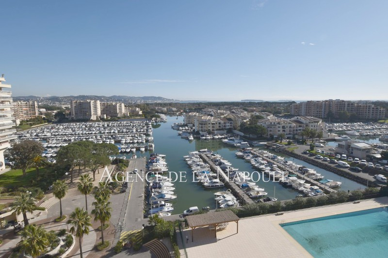 Appartement Mandelieu-la-Napoule Cannes-marina,  Viager appartement  3 pièces   74m²