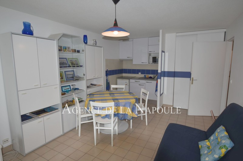 Photo Apartment Mandelieu-la-Napoule Minelle,   to buy apartment  2 rooms   37 m²