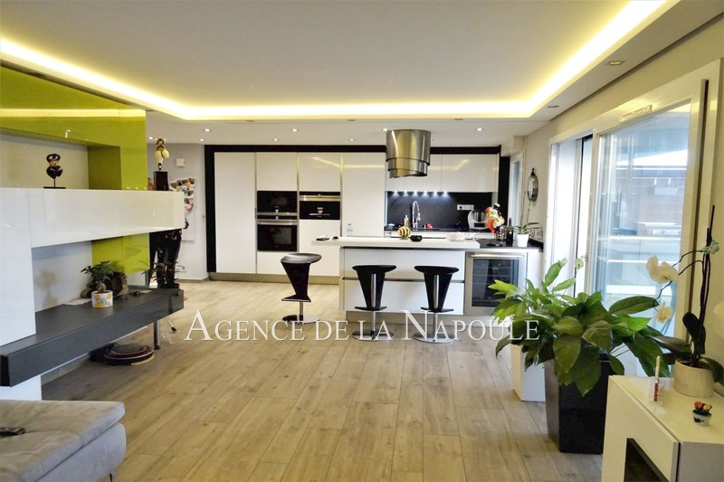 Photo Apartment Mandelieu-la-Napoule Centre,   to buy apartment  3 rooms   70 m²