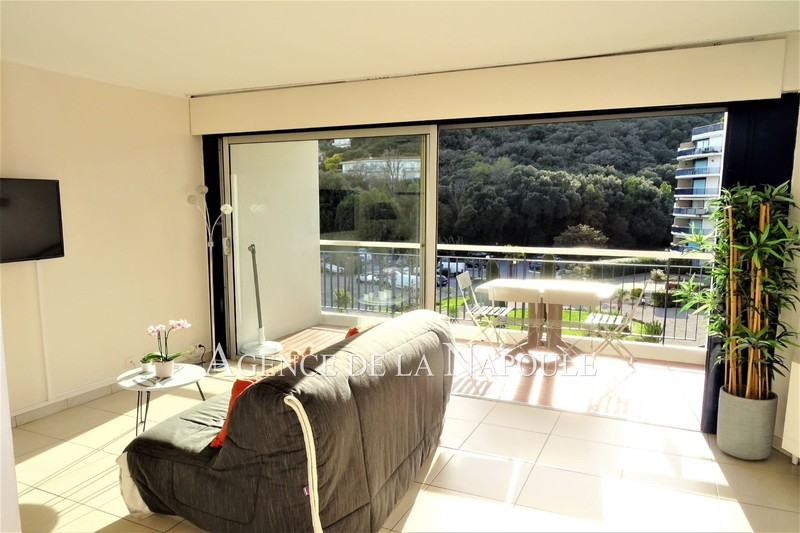 Photo Apartment Mandelieu-la-Napoule La napoule,   to buy apartment  1 room   29 m²