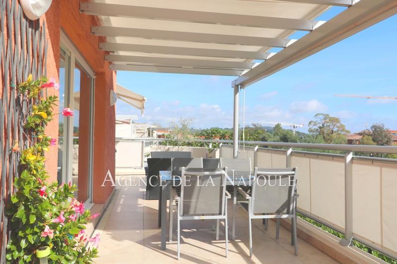 Photo Appartement Mandelieu-la-Napoule   achat appartement  3 pièces   81m²