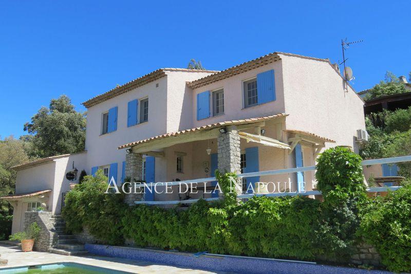 Photo Villa Mandelieu-la-Napoule Vignerons,   achat villa  4 chambres   220m²