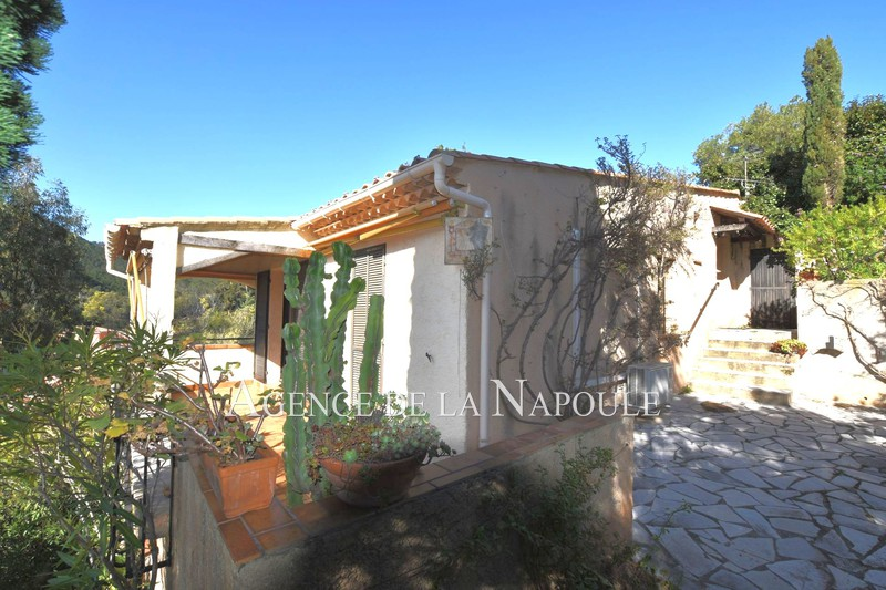 Photo House Théoule-sur-Mer Trayas,   to buy house  1 bedroom   56 m²