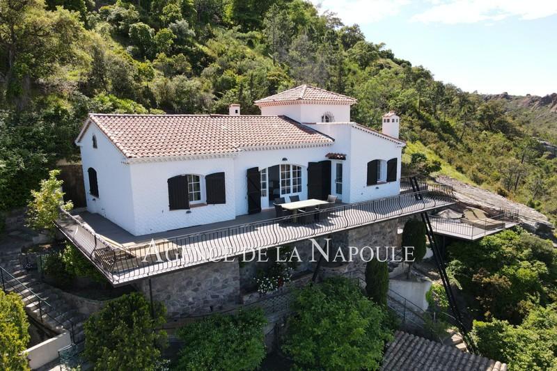 Maison de caractère Théoule-sur-Mer La napoule front de mer,   achat maison de caractère  4 chambres   102m²
