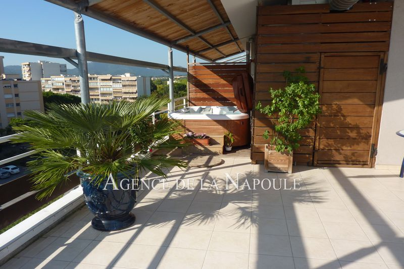 Photo Penthouse Mandelieu-la-Napoule   to buy penthouse  4 rooms   103 m²