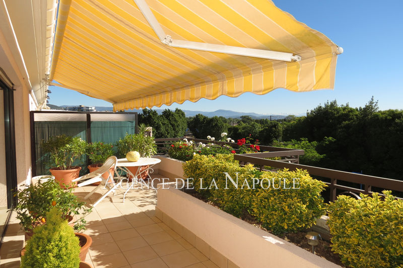 Photo Penthouse Mandelieu-la-Napoule La napoule,   to buy penthouse  3 rooms   80 m²