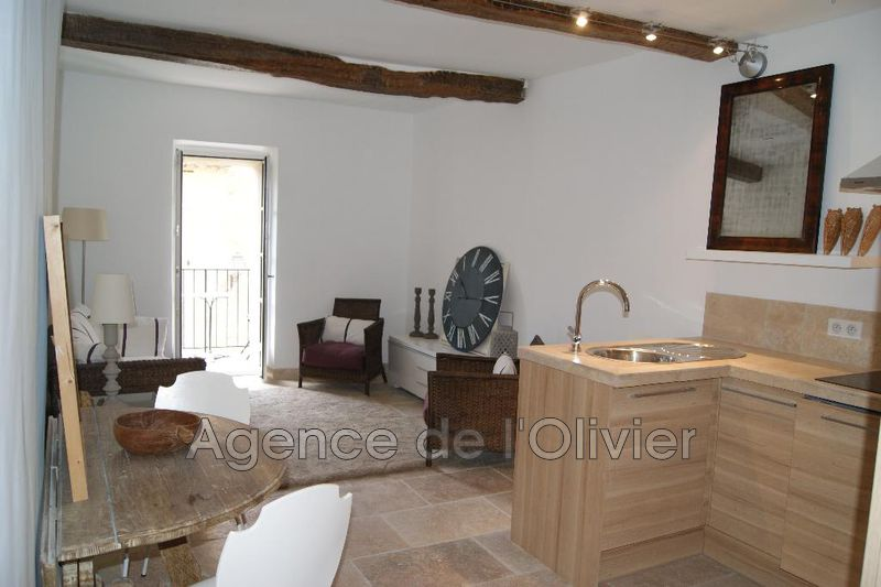 Apartment Châteauneuf-Grasse  Rentals apartment  2 rooms   65m²
