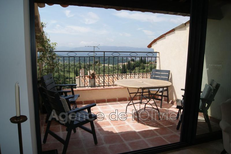 Apartment Châteauneuf-Grasse  Rentals apartment  4 rooms   104 m²