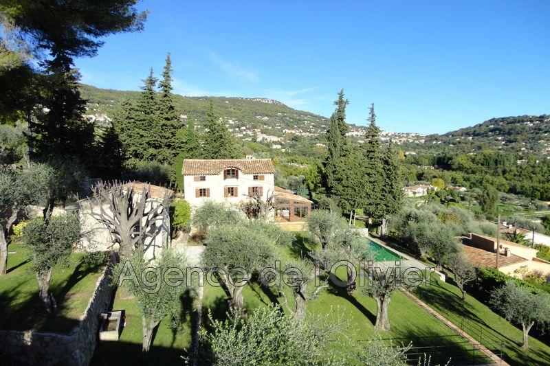 Villa Grasse Proche magagnosc,  Location villa  5 chambres   170m²