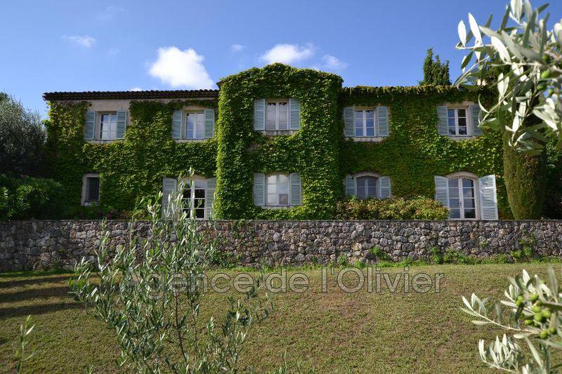 Villa Valbonne  Rentals villa  5 bedroom   251m²