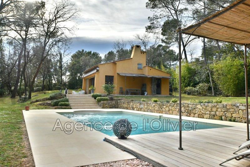 Maison Opio  Location maison  3 chambres   160m²