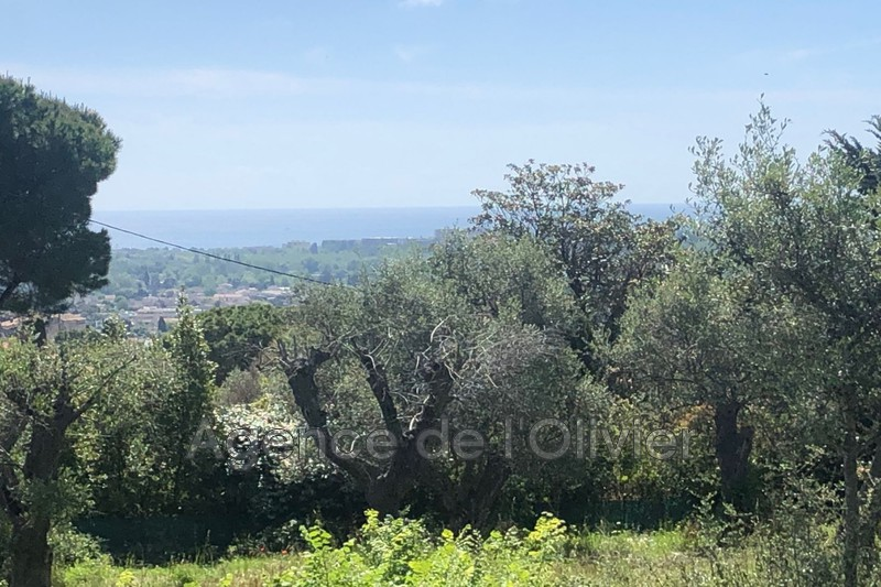 Land Biot Village,   to buy land   2017m²