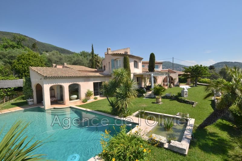 Photo Property Grasse St jean,   to buy property  4 bedroom   250 m²