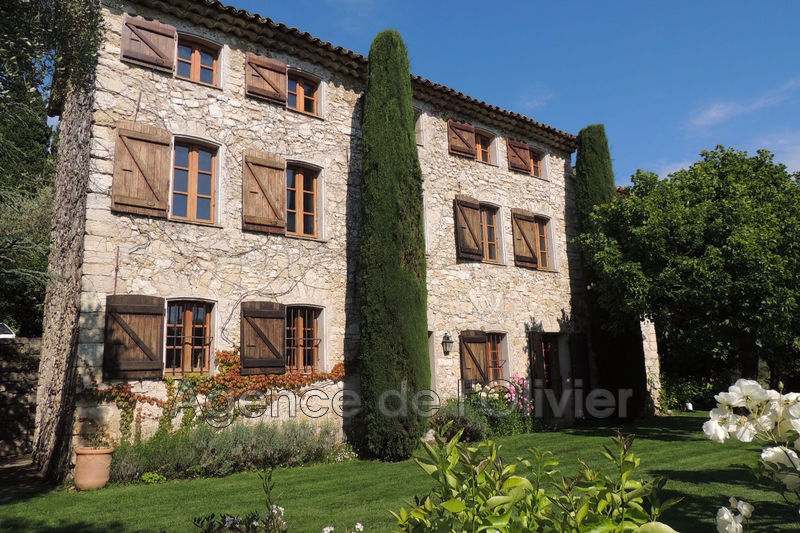 Photo Mas Grasse   to buy mas  4 bedroom   235 m²