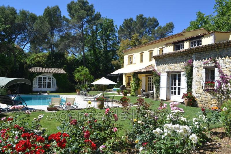 Photo Villa Valbonne   achat villa  5 chambres   350m²
