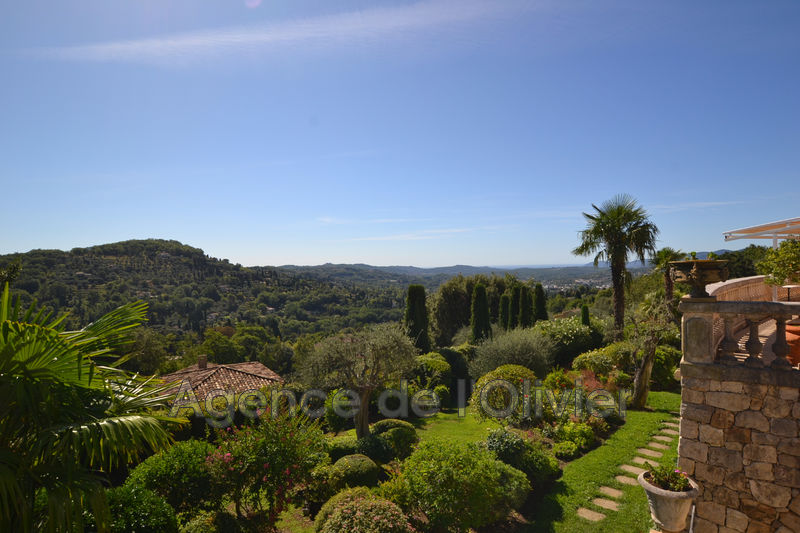 Photo Luxury property Grasse Sur les hauteurs,   to buy luxury property  4 bedroom   480 m²
