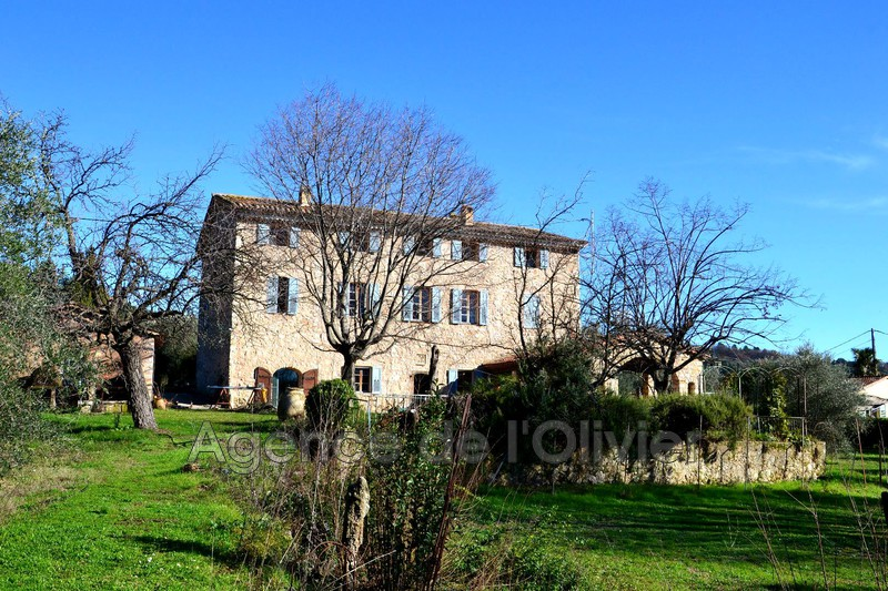 Photo Bastide Grasse   to buy bastide  5 bedroom   400 m²