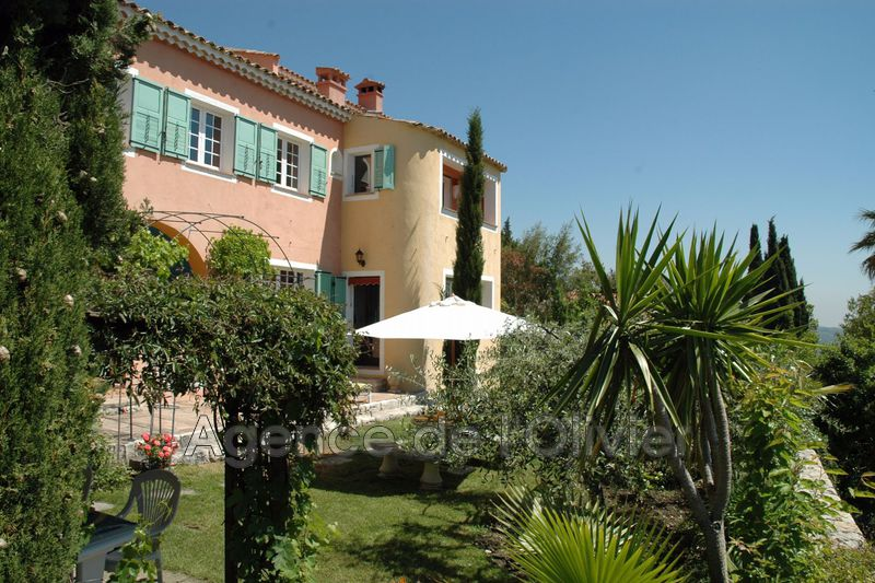 Photo Villa Grasse   achat villa  7 chambres   335m²