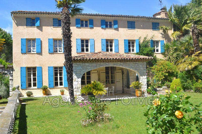 Photo Bastide Grasse   achat bastide  6 chambres   245m²