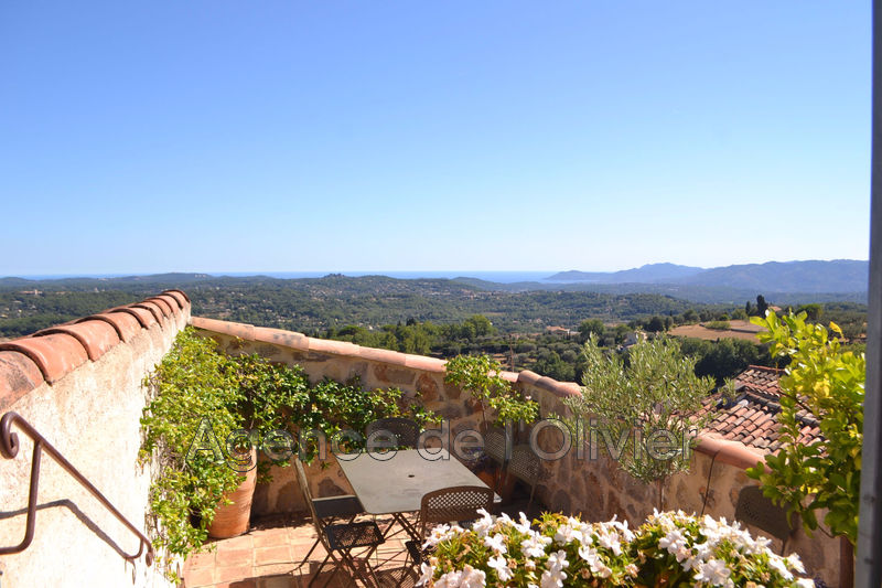 Photo Village house Châteauneuf-Grasse   to buy village house  4 bedroom   174 m²