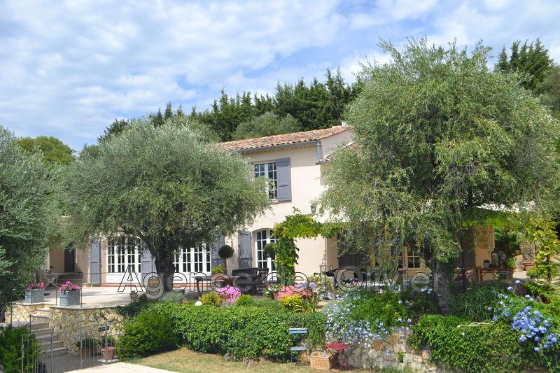 Photo Villa Plascassier   achat villa  6 chambres   233m²