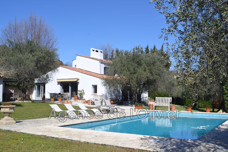 Villa Châteauneuf-Grasse   to buy villa  5 bedroom   190 m²