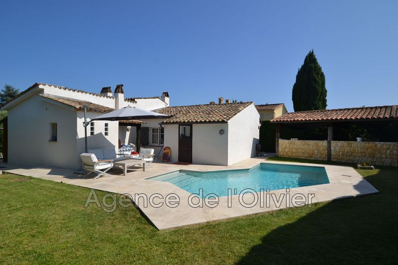 Photo Villa Châteauneuf-Grasse Proche village,   to buy villa  2 bedroom   96 m²
