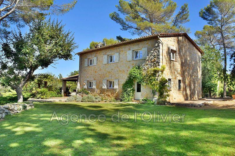 Photo Bastide Roquefort-les-Pins   achat bastide  4 chambres   230m²