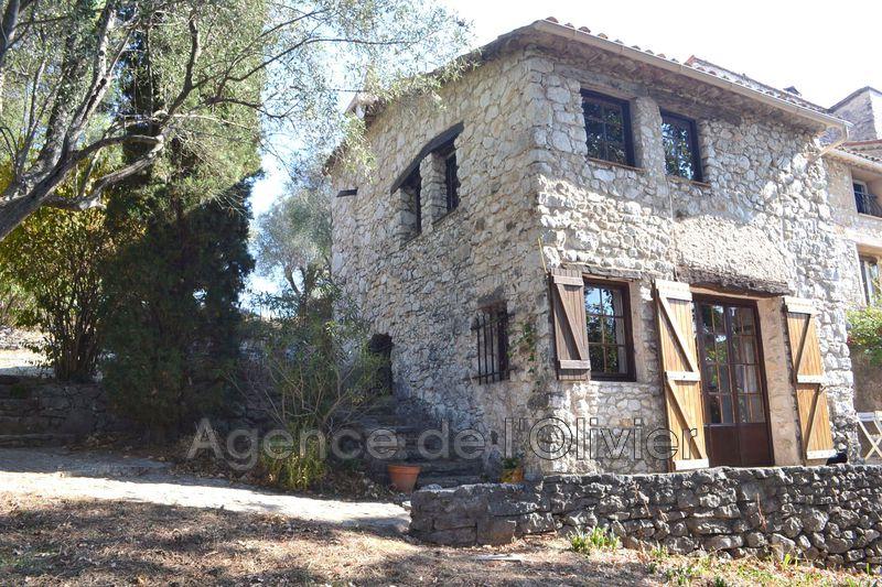 Photo Mas Roquefort-les-Pins   achat mas  3 chambres   133m²