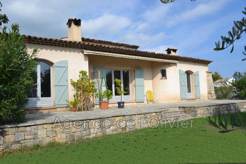 Villa Châteauneuf-Grasse   achat villa  3 chambres   160m²