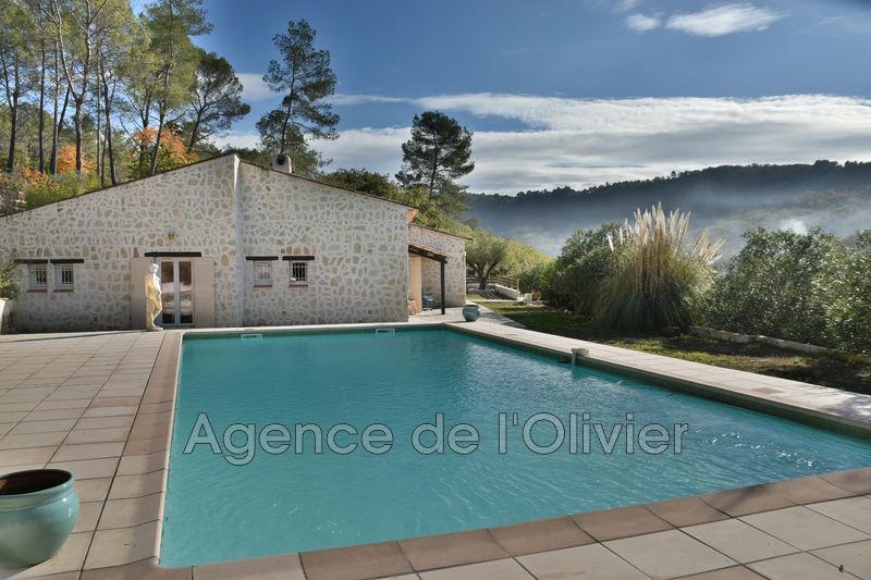 Villa Tourrettes-sur-Loup Sur les hauteurs,   achat villa  3 chambres   210m²