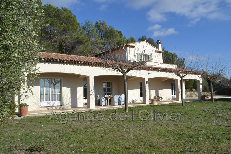 Photo Villa Châteauneuf-Grasse   to buy villa  4 bedroom   224 m²