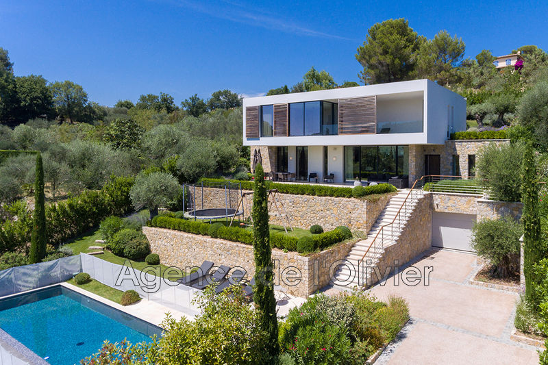 Photo Contemporary house Châteauneuf-Grasse   to buy contemporary house  5 bedroom   220 m²
