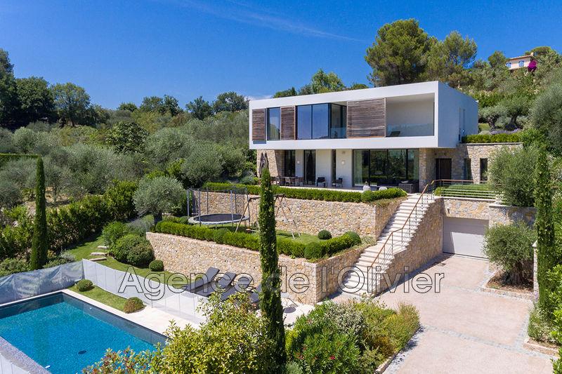 Maison contemporaine Châteauneuf-Grasse   achat maison contemporaine  5 chambres   220m²