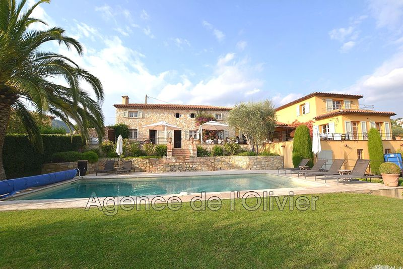 Photo Bastide Grasse Sainte anne,   to buy bastide  5 bedroom   212 m²