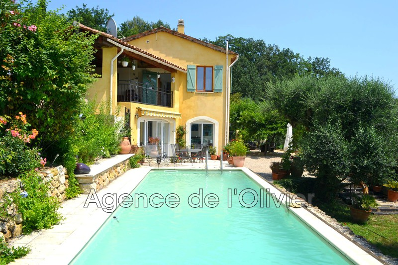 Photo n°2 - Vente Maison villa Châteauneuf-Grasse 06740 - 890 000 €