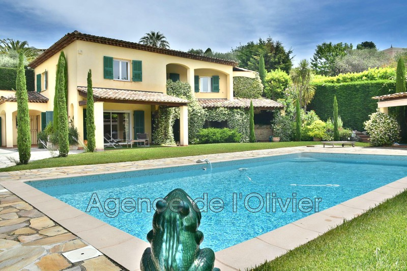 Photo Villa Grasse Proche village,   to buy villa  4 bedroom   199 m²
