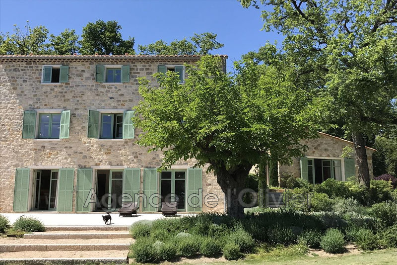 Bastide Grasse   to buy bastide  5 bedroom   300 m²