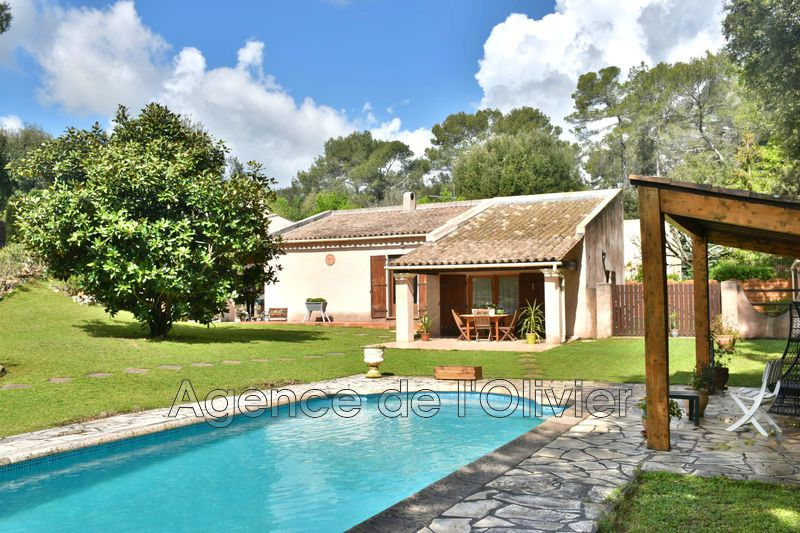 Villa Valbonne   achat villa  4 chambres   116m²