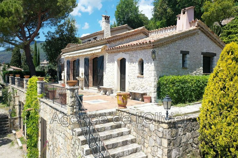Photo Villa Châteauneuf-Grasse   to buy villa  4 bedroom   270 m²