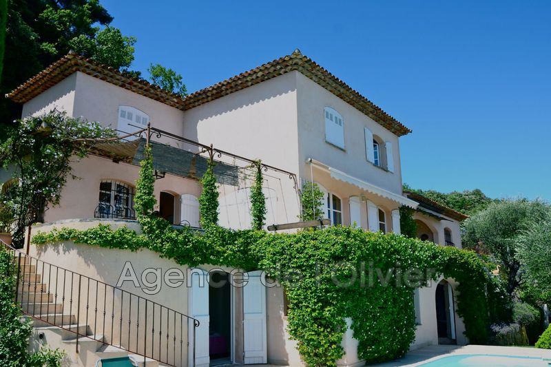 Photo Villa Magagnosc   achat villa  5 chambres   219 m²