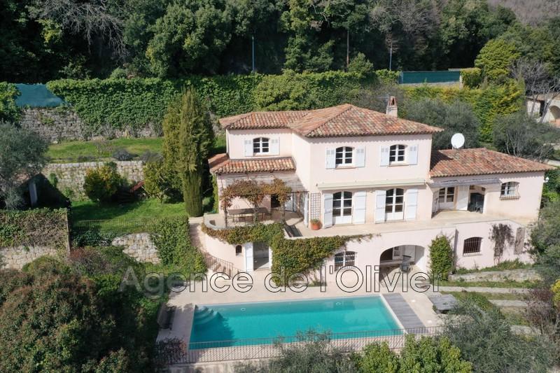 Photo Villa Magagnosc   achat villa  5 chambres   219m²