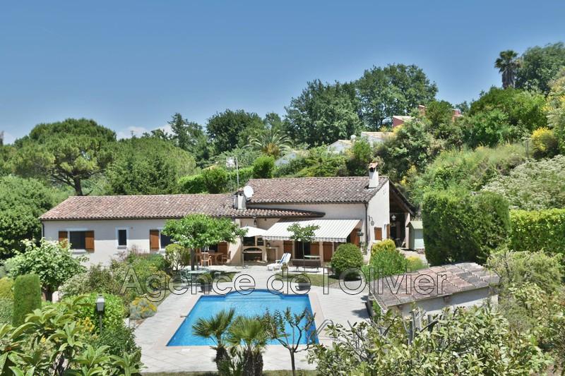 Villa provençale Valbonne Proche village,   achat villa provençale  5 chambres   191m²