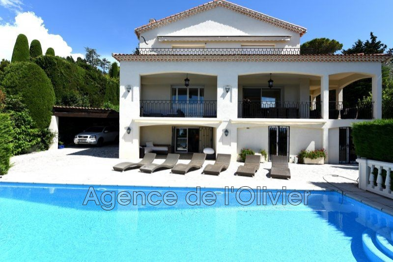 Photo House Mougins   to buy house  5 bedroom   268 m²