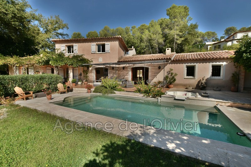 Photo Maison Valbonne Proche village,   achat maison  4 chambres   200m²