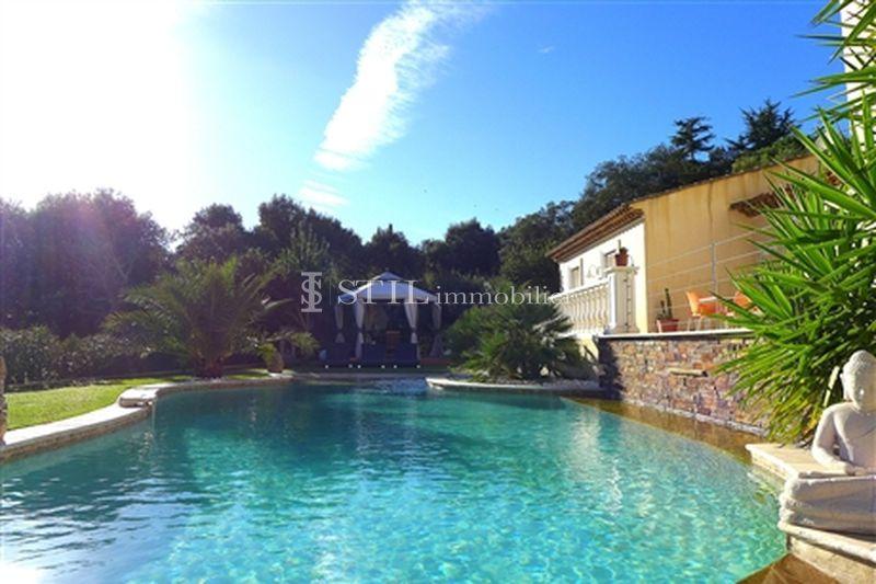 Photo Villa Les Issambres Proche plages,  Location saisonnière villa  4 chambres   180m²
